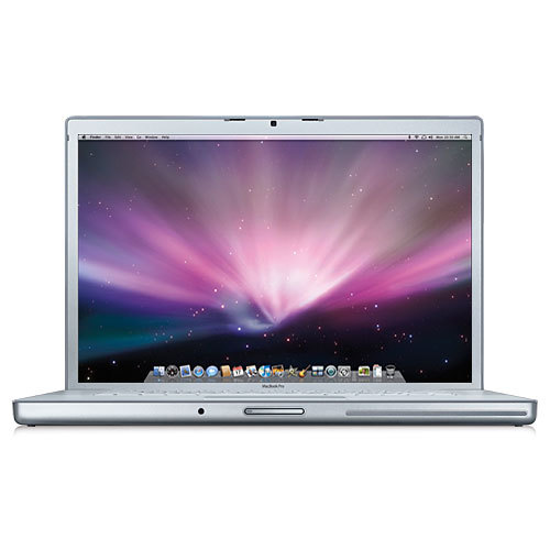 "Pre-owned: Mac Book Pro 15.4"" Core2 Duo 2.4Ghz /3G memory/320G H"